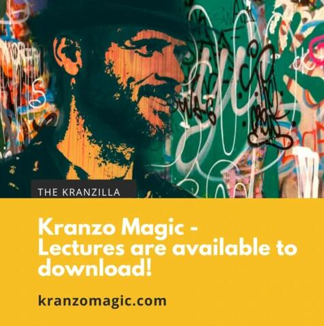 Kranzo ZOOM Lecture May 7th 2020