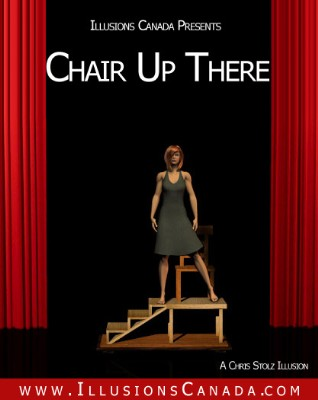 Chris Stolz - Chair up There